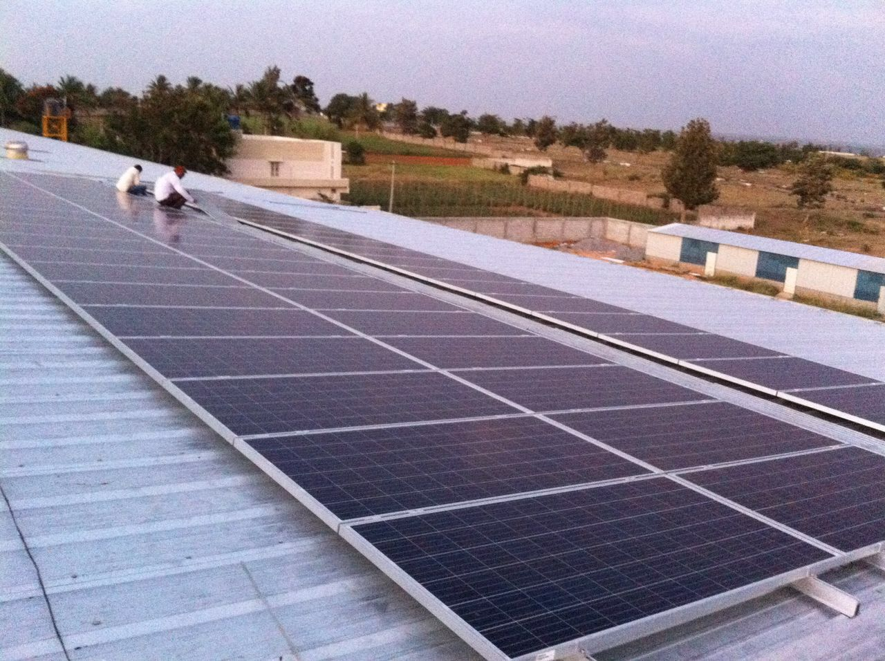 Sunsure Commissions Latest Plant - 2000 kWp Rooftop Solar for Merino Panel Products in Haryana