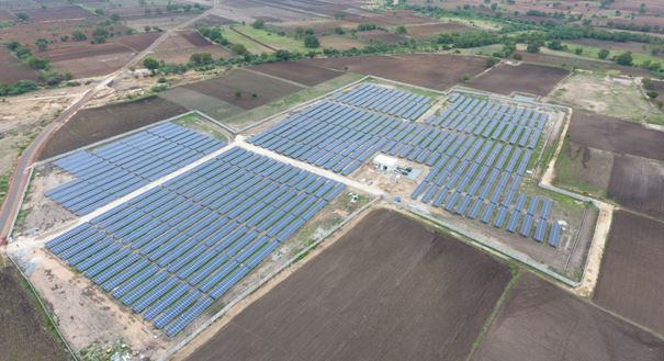 Sunsure commissions Haryana's first Captive Open Access Solar Plant with Single-axis tracking